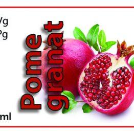 Parbados Mono - Pomegranate