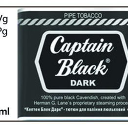 Parbados Mono - Captain Black Dark