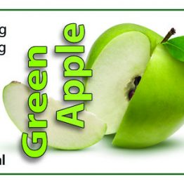Parbados Mono - Green Apple